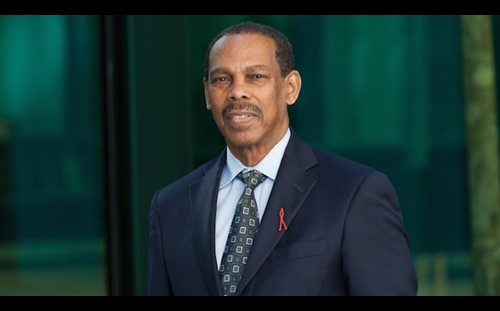 "Ambassador Dr. James Edward ""Eddie"" Greene will receive the Award for Outstanding Public Service"