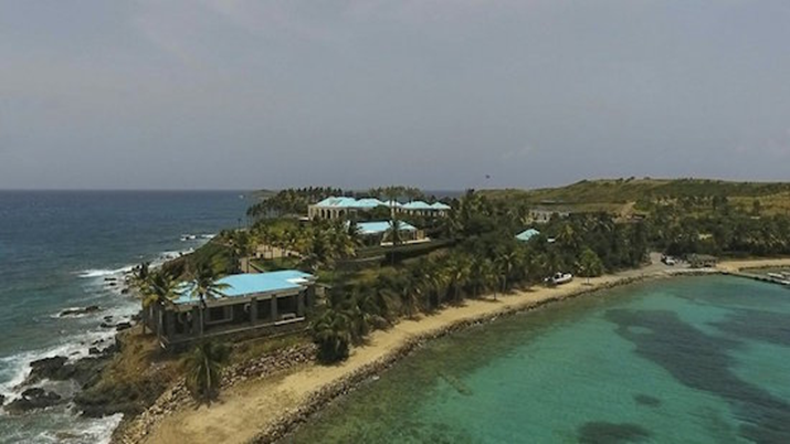 Whispers, suspicion about Jeffrey Epstein on Caribbean island, St. Thomas, USVI