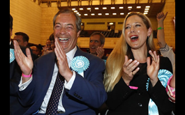 UK Brexit Party Scores Huge as Both Conservatives, Labour Took a Bashing