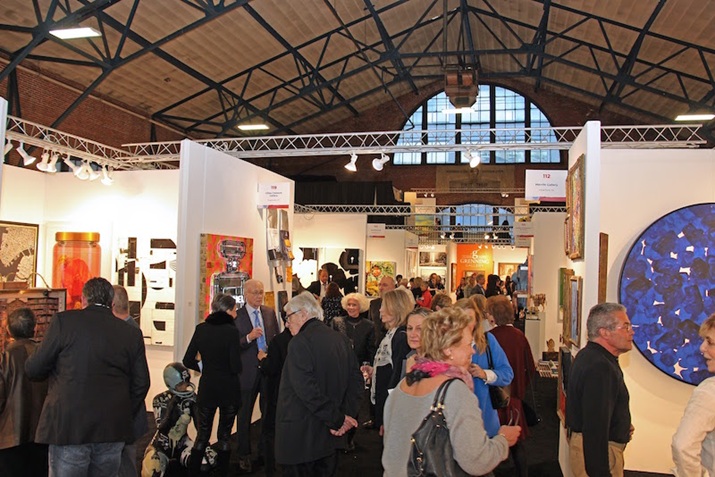 Philadelphia Fine Art Fair Closes First Edition: Strong Sales and High Attendance Reported