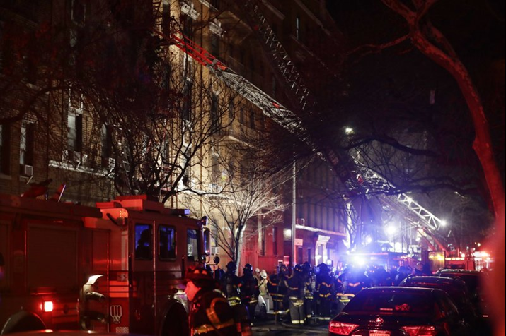 Officials Say Deadly New York City Fire That Claimed 12 Lives Started by Child Playing with Stove