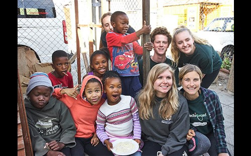 Record number of volunteers join Project Abroad's Global Gap Program