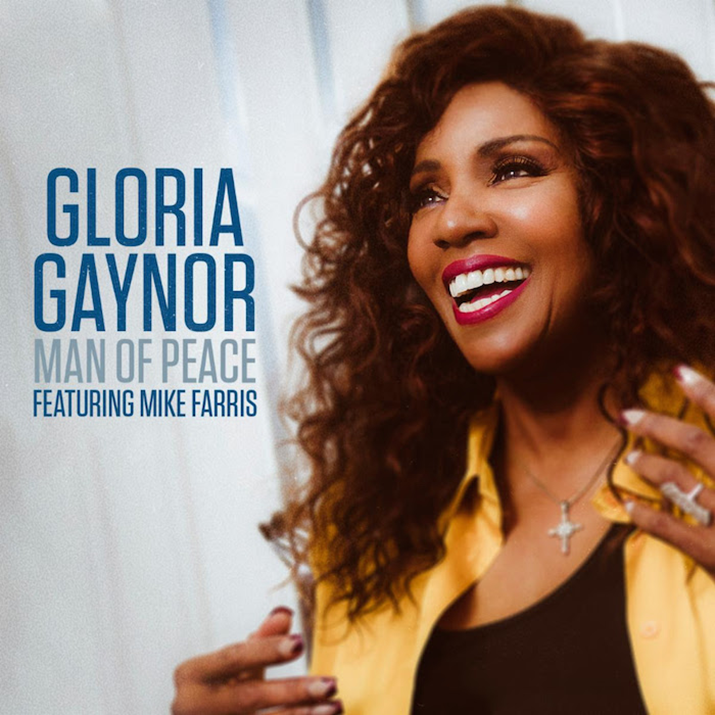 Gloria Gaynor Celebrates World Peace Day with Release of New Single 'Man of Peace'