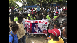 Why Liberians Have Turned Against 'King George' - Former Footballer President George Weah