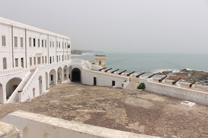 My Visit to Cape Coast Castle in Ghana, West Africa, Retracing Our Ancestors' Journey from Bondage to Slavery; Part 1