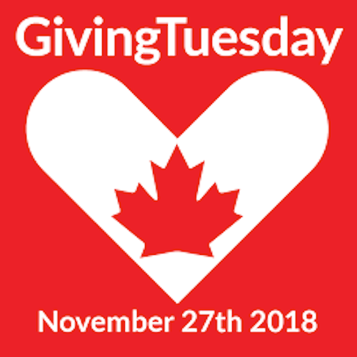 Millions of Canadians Eager to do Good on 6th Annual Giving Tuesday