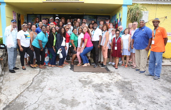 Bahamas Goombay Summer in Freeport a hit with Florida and Georgia Travel Agents