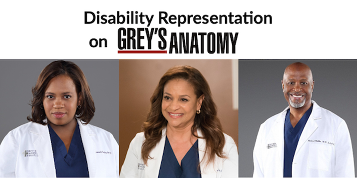 Grey's Anatomy Shatters Stigma Through Authentic Representation African Americans with Disabilities