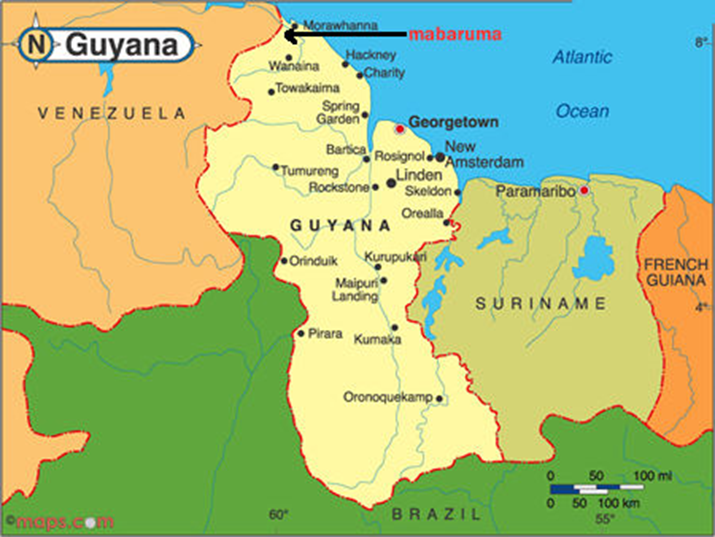 Guyana Named World's Best Ecotourism Destination