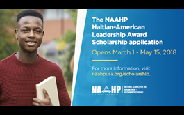 Haitian American Leadership Award Scholarship Application is Now Open: Apply