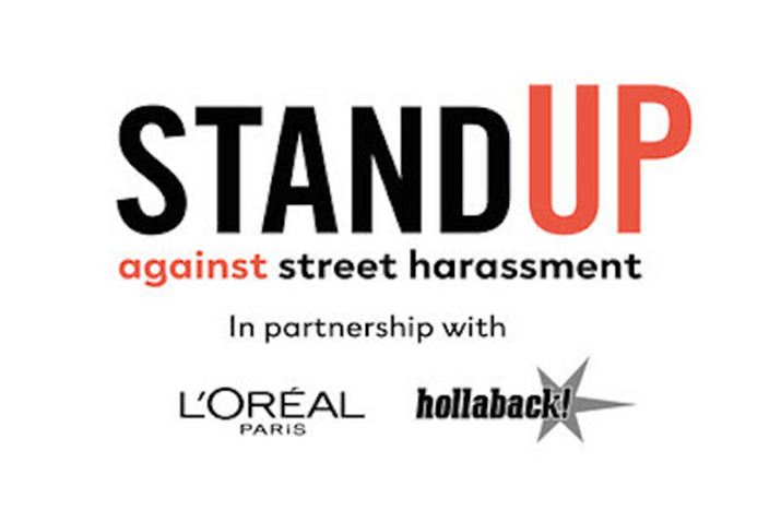 L'Oréal Paris launches international training program: Stand Up Against Street Harassment