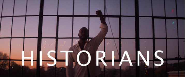 Video Short Historians Wins Best Social Justice Film supporting Black History Month