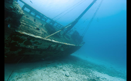 Experts from all over the World to Gather for the Protection of Underwater Heritage