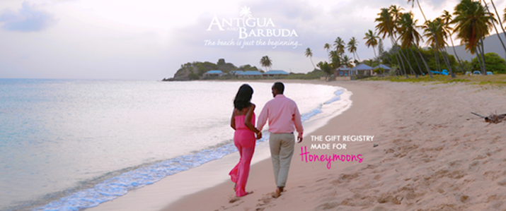 Antigua and Barbuda Launches Its Honeymoon Registry for the Weddings and Honeymoon Market