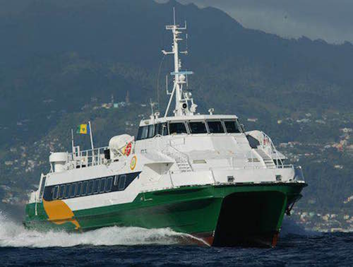 No Ferry Service Between Montserrat and Antigua August 20th-23rd, 2017