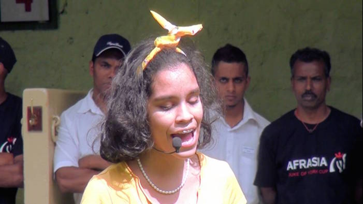 Young Mauritian Singer Jane Constance Named UNESCO Artist for Peace