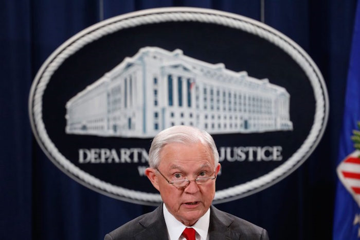 25 Ways Sessions and His Justice Department Criminalized and Terrorized Communities of Colour