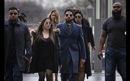 Empire actor Jussie Smollett Pleaded Not Guilty to Lying about Attack