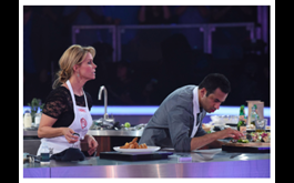 Kal Penn Wins 'MasterChef Celebrity Showdown,' Gives Prize Money to Support Palestinian Refugees through the UN
