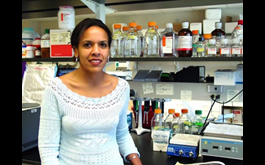 "Caribbean-American Month Wall of Fame: Dr. Karen Nelson - ""Spelling Out Microbial Genes"""
