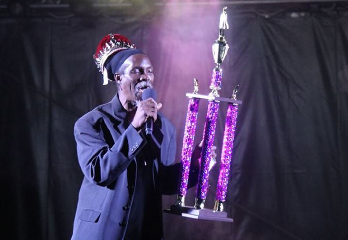 "Kevin ""king Nattie"" Farrell To Represent Montserrat at 21st Annual Leeward Island Calypso Monarch Competition"