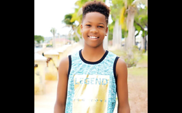 U.S. Virgin Islands Student, Tyrone Lake, Tops FCCA Poster Competition in Florida