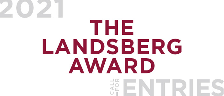 Are You a Journalist Championing Women's Issues? Call for Entries: The Landsberg Award