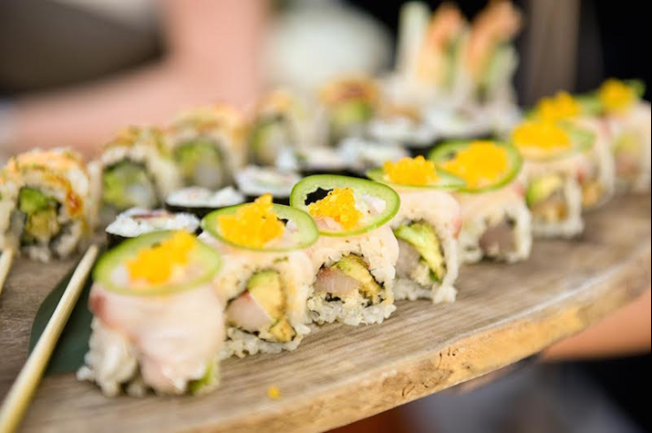Lavelle Launches Sushi Bar With Contemporary Approach To Sushi in Toronto
