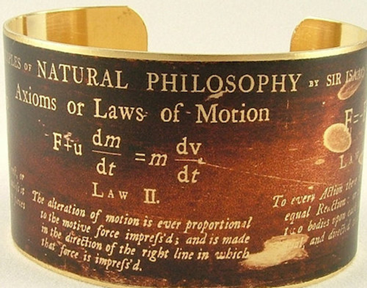 Newton's Laws of Motion Can Teach Us All Something Within Our Own Lives