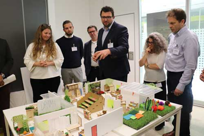 Danish Designer Works with Educators to Re-Imagine Learning Spaces for Student Success