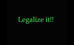 Spoken Word: Legalize It