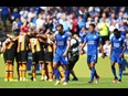 Shock 2-1 Defeat for English Premier League Defending Champions Leicester to Hull