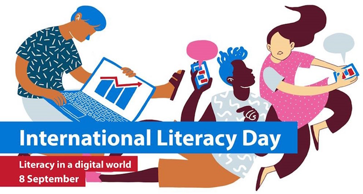 Literacy In a Digital World at Heart of International Literacy Day, 8 September 2017