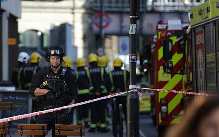 Explosion on London Subway Wounds 22 In Latest Terrorist Attack