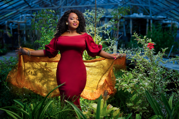 Jazz at the George with Louisiana's red-hot singer, Quiana Lynell