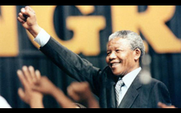 Nelson Mandela. His Toronto visits. His South African life.