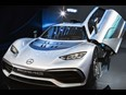 Concept Cars Provide a Look Into The Future at 2018 Canadian International AutoShow