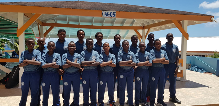 Montserrat's Under 14 Footballers Travel To St Kitts for Caribbean Football Union (CFA) Tournament
