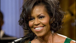 An Adult Needed in The White House Says Michelle Obama During Speech