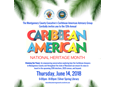 National Caribbean American Heritage Month in Montgomery County, MD, USA