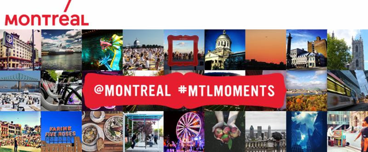 """Shareable Moment Challenge"" Launched for Montreal, Canada"