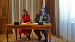 St. Kitts And Nevis Signs Multilateral Convention On Mutual Administrative Assistance In Tax Matters