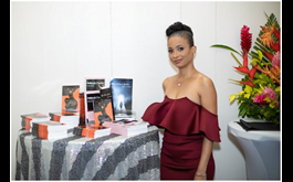 Guest Authors of Plastered in Pretty and St. Maarten Strong for St. Martin Book Fair 2019