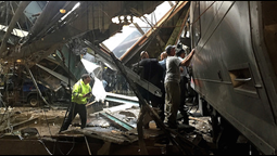 Over 100 Injured as Commuter Train Crashes Into New jersey Station