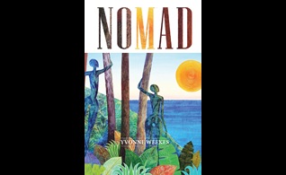 Nomad by Yvonne Weekes at Barbados Central Bank salon on Tuesday; heads to Trinidad for Carifesta 2019