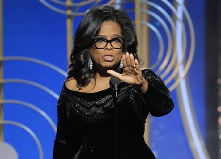 Oprah Says She Has No Interest in Running for President