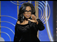 President Oprah Winfrey? Awards Acceptance Speech Has Everyone Buzzing