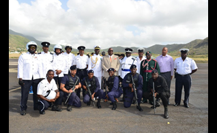 Comprehensive Crime Strategy in St Kitts & Nevis Has Increased Efficiency And Boost Officers' Morale