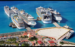 Port St. Maarten Reports Over 1.5 Million Cruise Passengers During 2018