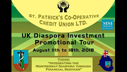 2018 UK Diaspora Investment Promotional Tour Timely and Relevant for Montserrat